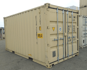 Sixteen foot sea container