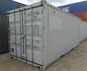 One trip sea container