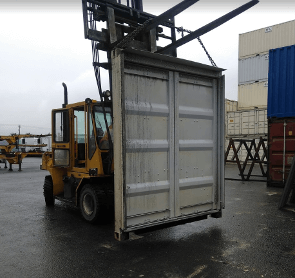 30ft sea container door assembly