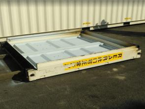 30ft sea container door frame