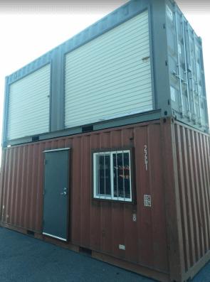 container roll up door