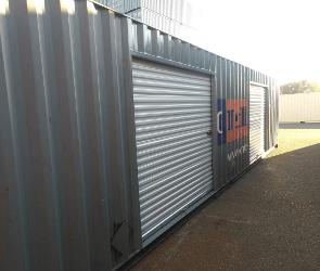 sea container roll up door