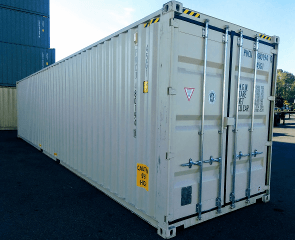 fourty five foot sea containers